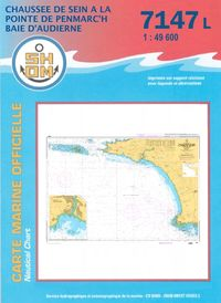 carte marine 1/50 000